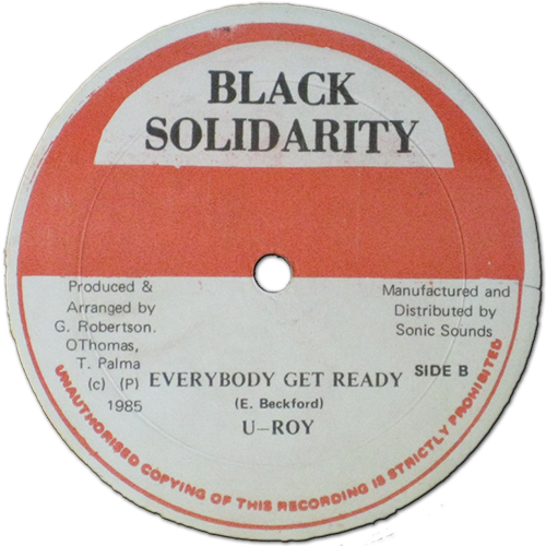 Black Solidarity